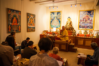 Mahamudra Kadampa Meditation Center General Program class