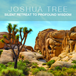 Joshua Tree Silent Retreat on Profound Wisdom held by Mahamudra Kadampa Buddhist Center