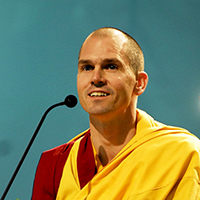 Gen Kelsang Rigpa US Western National Spiritual Director