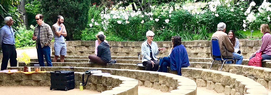 Sunday - Meditation Classes - Rolling Hills